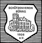 Schützenverein 1926 Bürrig e.V. Logo